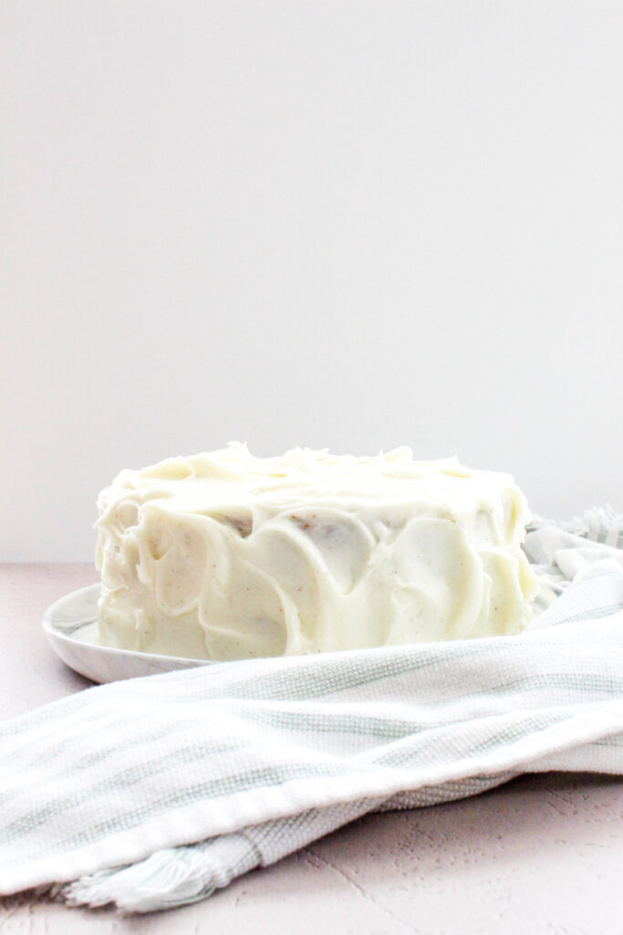 Best High-Altitude Carrot Cake