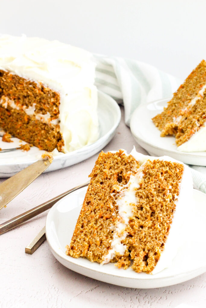 The Best High-Altitude Carrot Cake