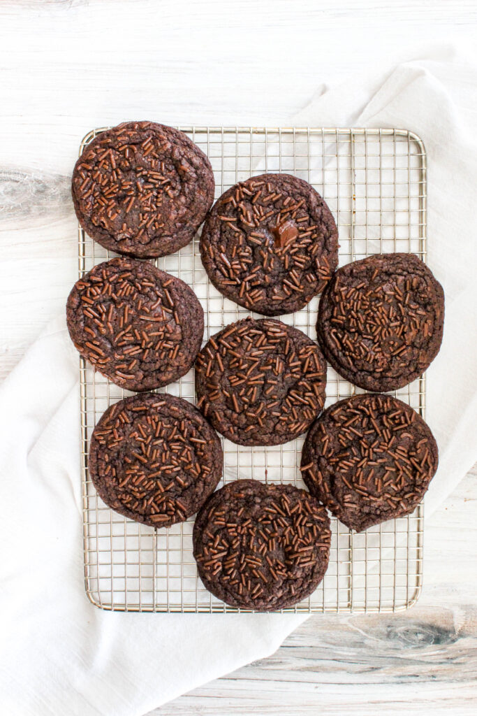 Perfect High-Altitude Chocolate Cookies