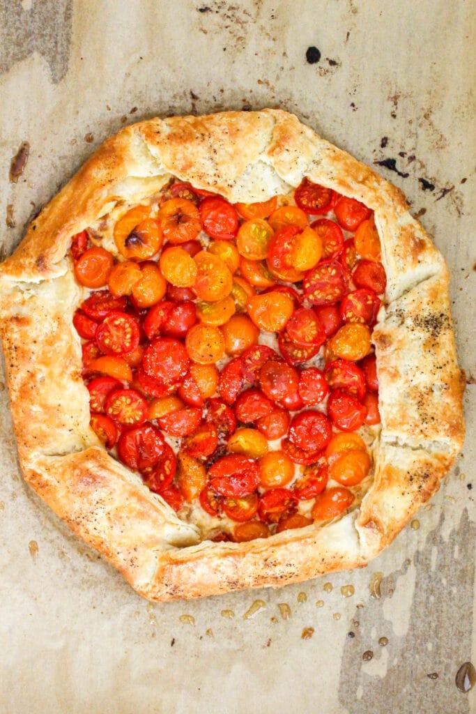 Best Tomato Galette