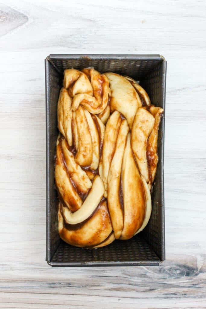 Apple Butter Babka
